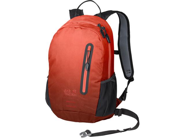 Jack Wolfskin Halo 12 Pack aurora orange